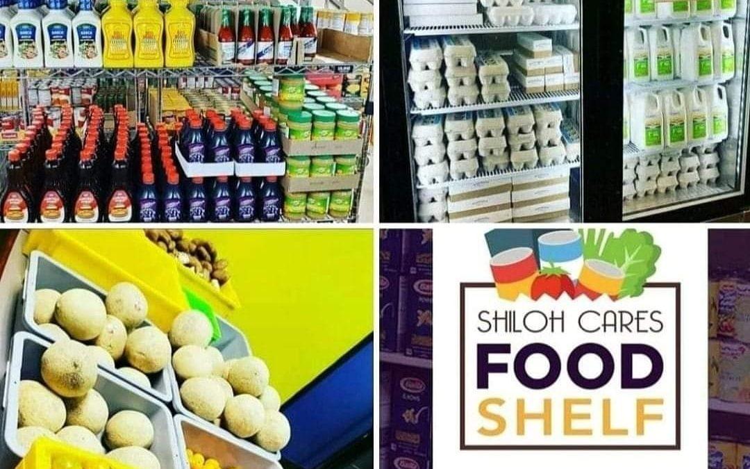 Shiloh Cares Food Shelf